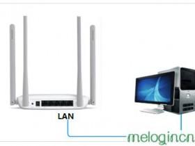 melogin.cn  wifimw351r怎么当无线交换机