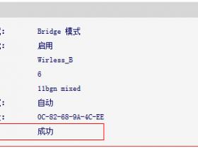 设置为Bridge模式,连接在Mini路由器下的终端无法上网,怎么办?
