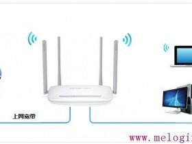 [MW325R V1] 设置路由器宽带拨号上网