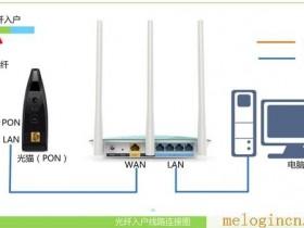 路由器连接网络失败,melogin.cn